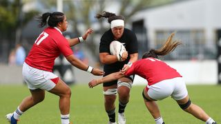 Black Ferns v Barbarians