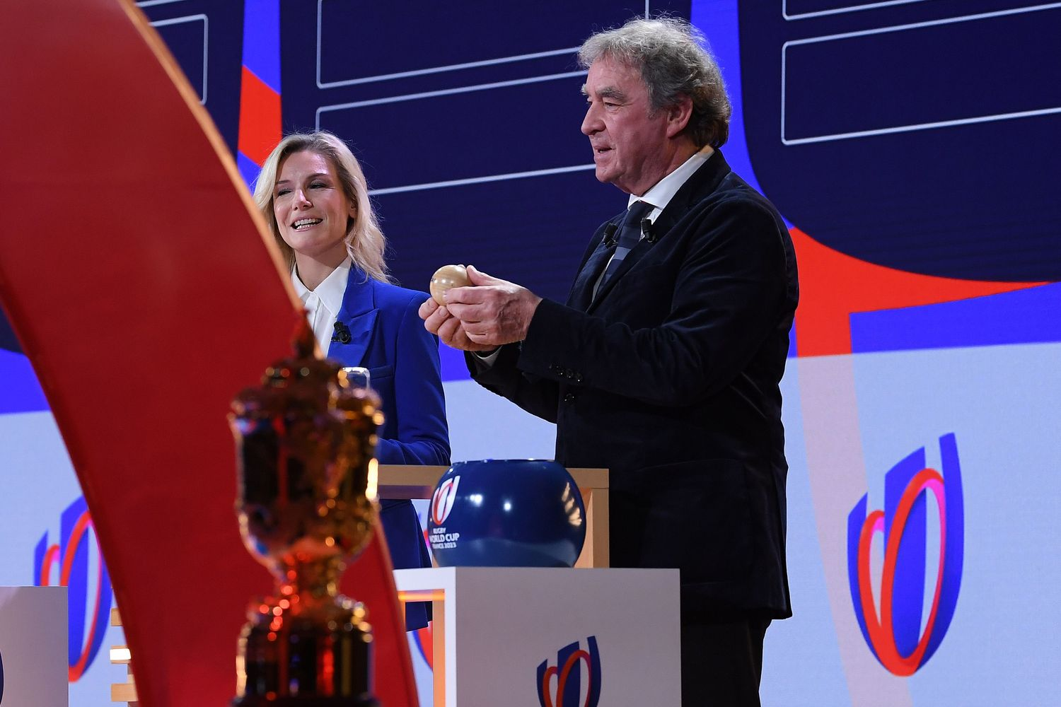 Rugby World Cup 2023 Draw