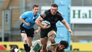 Exeter Chiefs v Northampton Saints - Gallagher Premiership Rugby