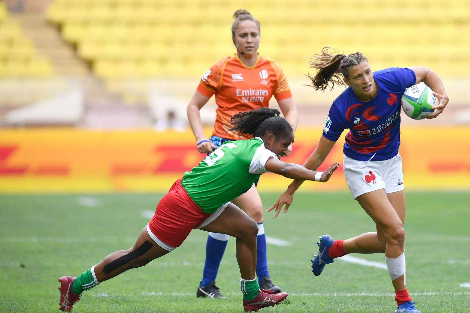 World Rugby Sevens Repechage - Day Two