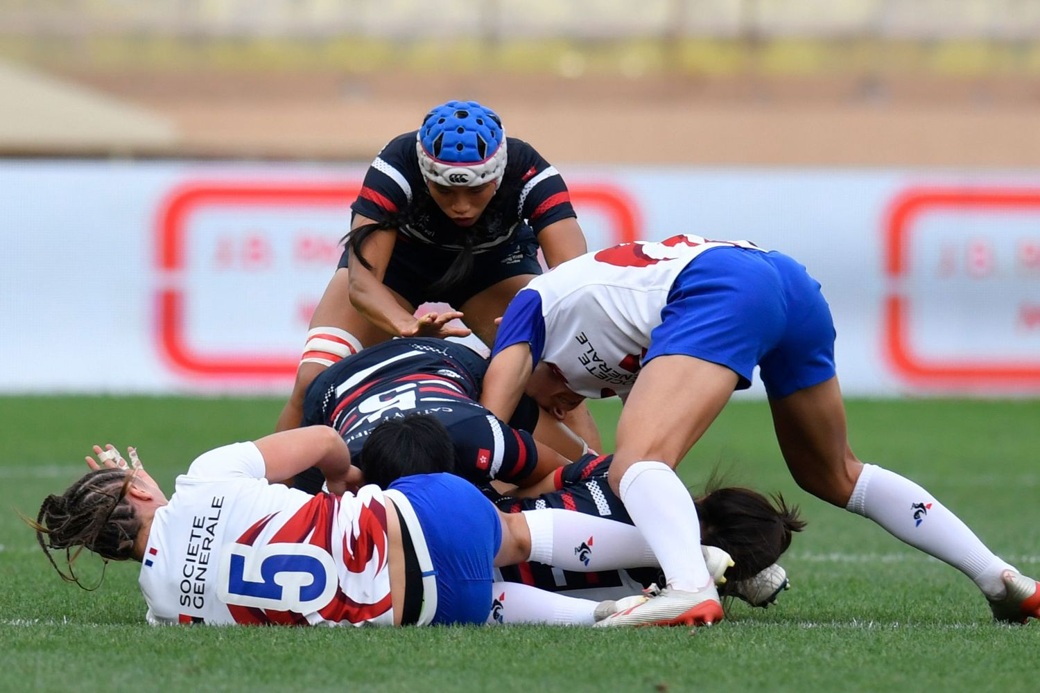 World Rugby Sevens Repechage - Day Three