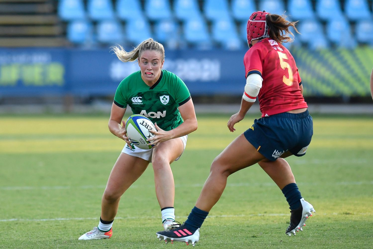 Rugby World Cup 2021 Europe Qualifier: Spain v Ireland