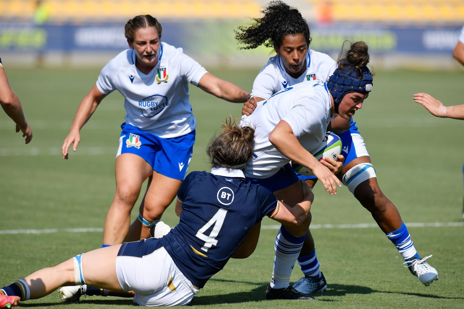 Scotland v Italy - Rugby World Cup 2021 Europe Qualifying Tournament