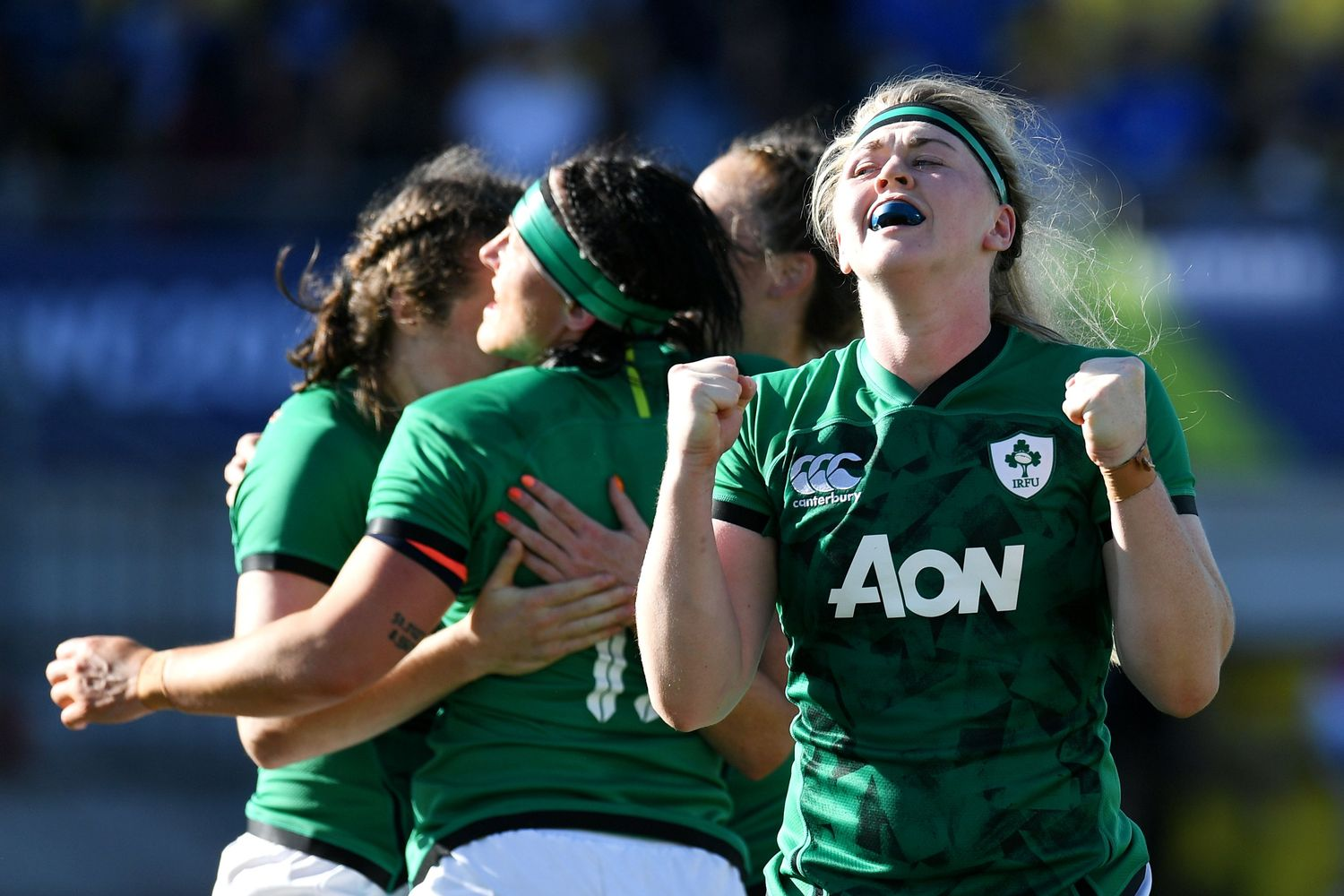 Italy v Ireland - Rugby World Cup 2021 Europe Qualifying Tournament
