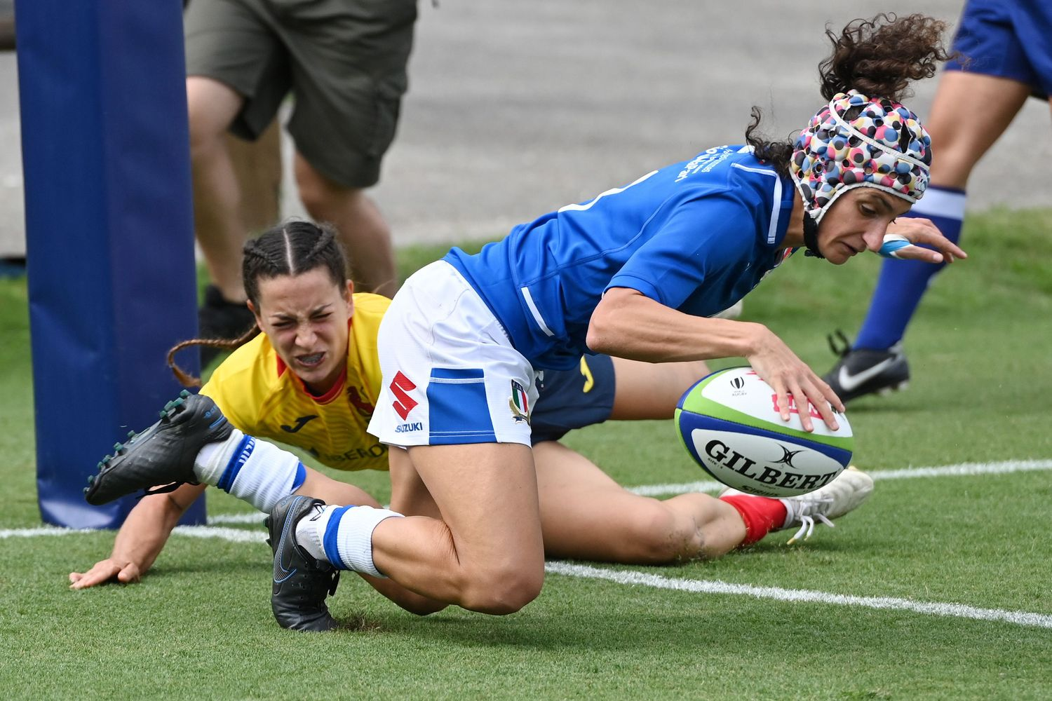 Rugby World Cup 2021 Europe Qualifier: Italy v Spain