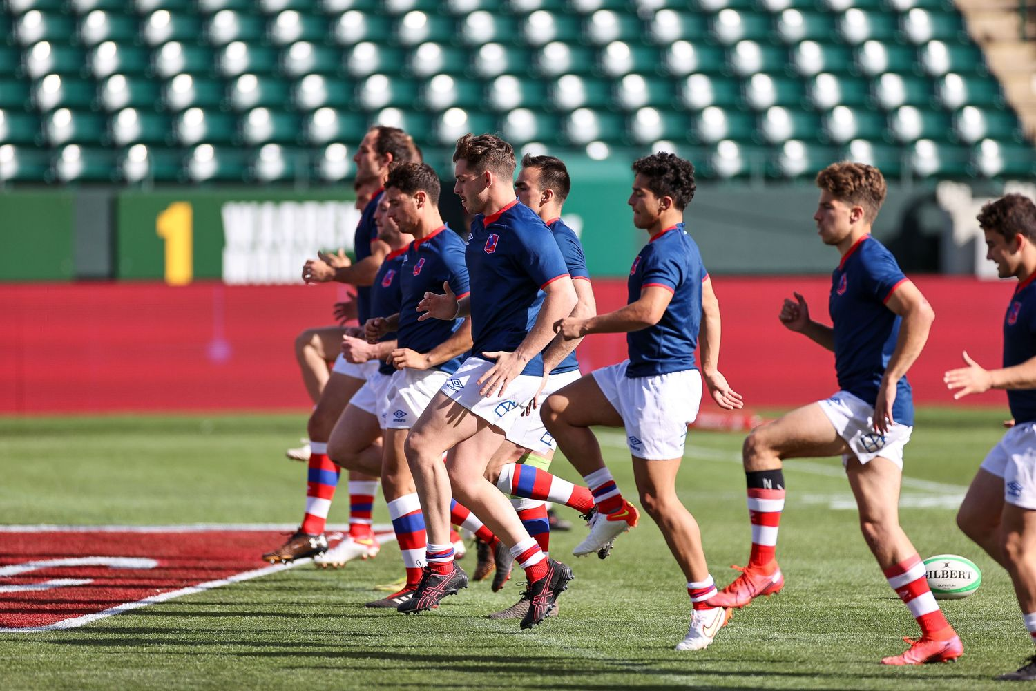 HSBC World Rugby Sevens Series - Pre-Event Colour