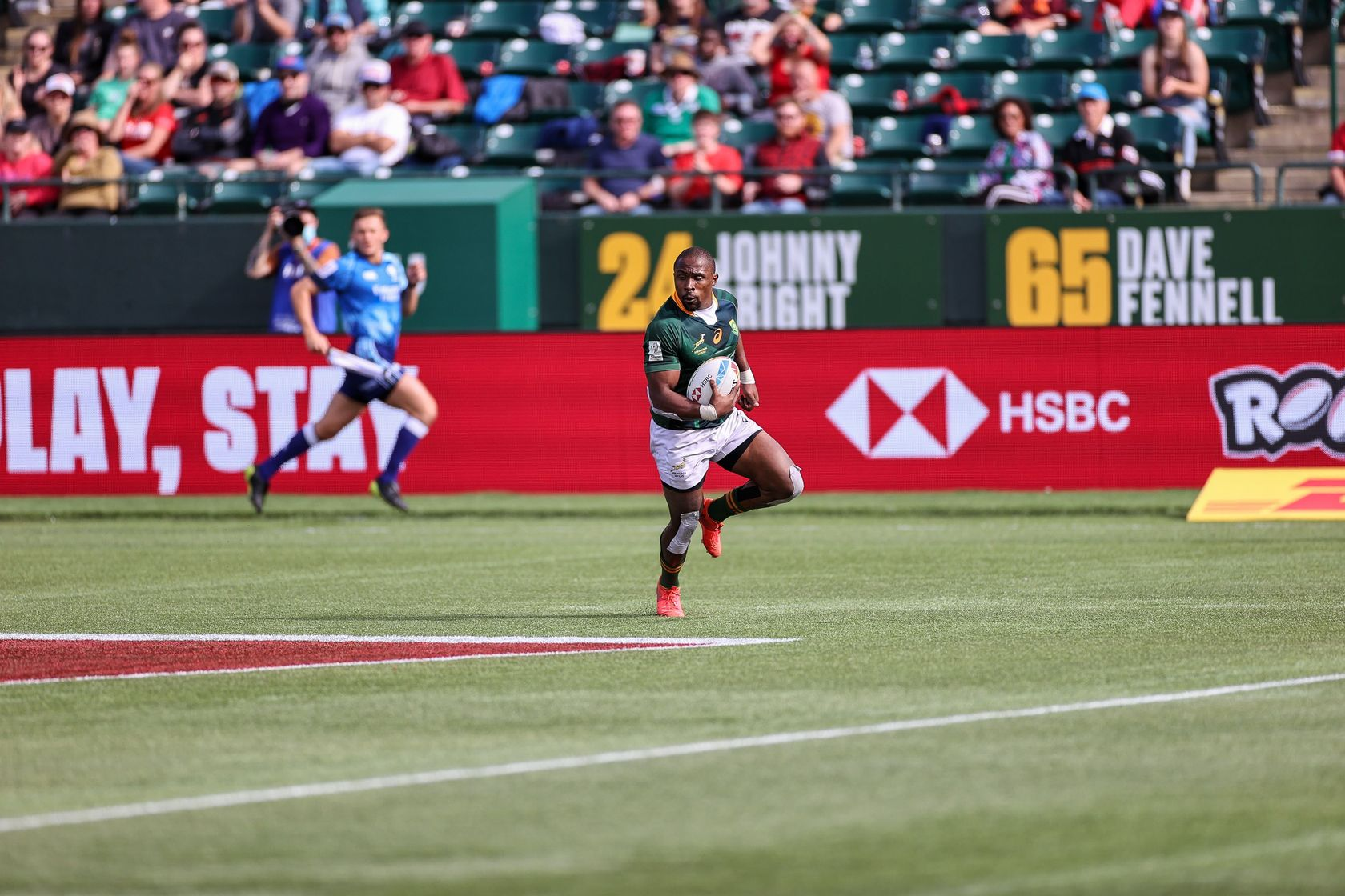 How South Africa and Great Britain secured HSBC World Rugby Sevens Series glory