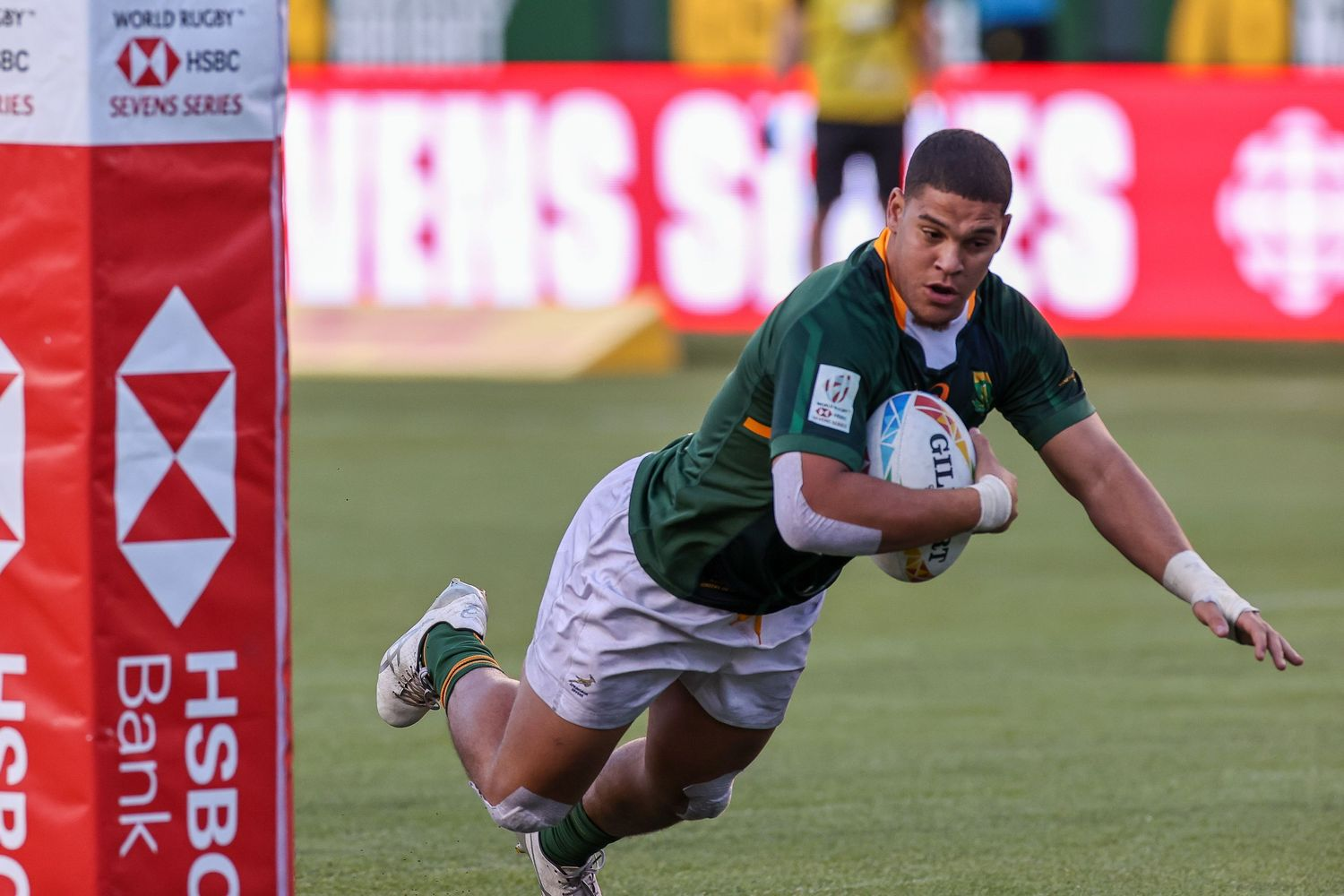 HSBC World Rugby Sevens Series Men's - Day 1