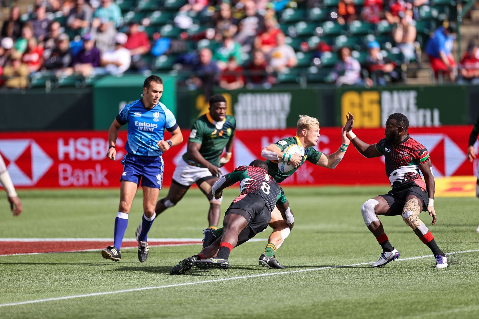 Everything you need to know about the HSBC World Rugby Sevens Series 2022