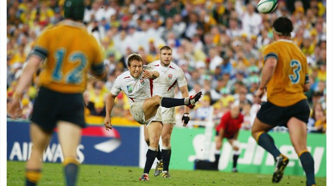 Hall of Fame Greatest Moment: Jonny Wilkinson drop goal - RWC 2003