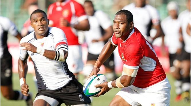 Fiji v Tonga - PNC 2012