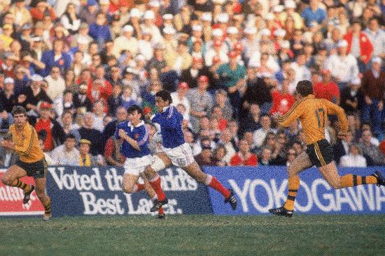 Under Pressure: Blanco's incredible moment back at RWC 1987
