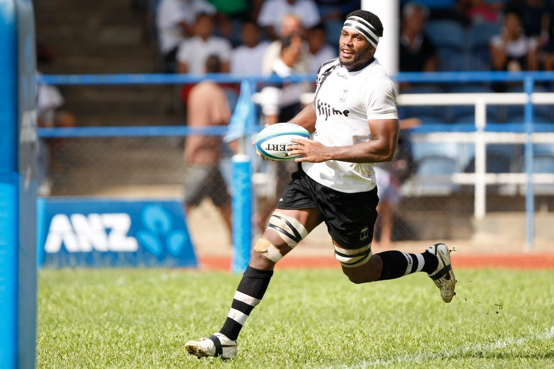 Fiji captain Dominko Waqaniburotu