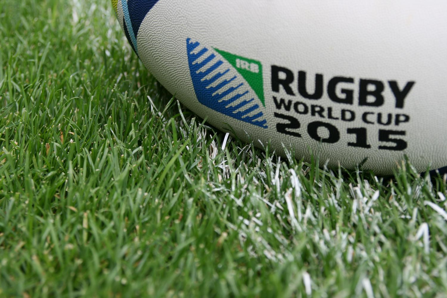 Rugby World Cup 2015 match ball