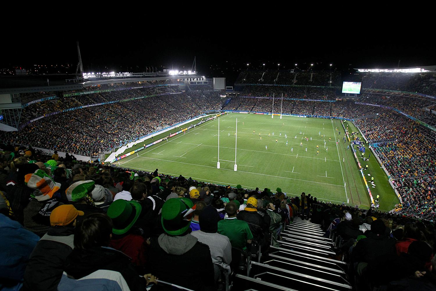 Ticket re-sale service - Rugby World Cup 2019