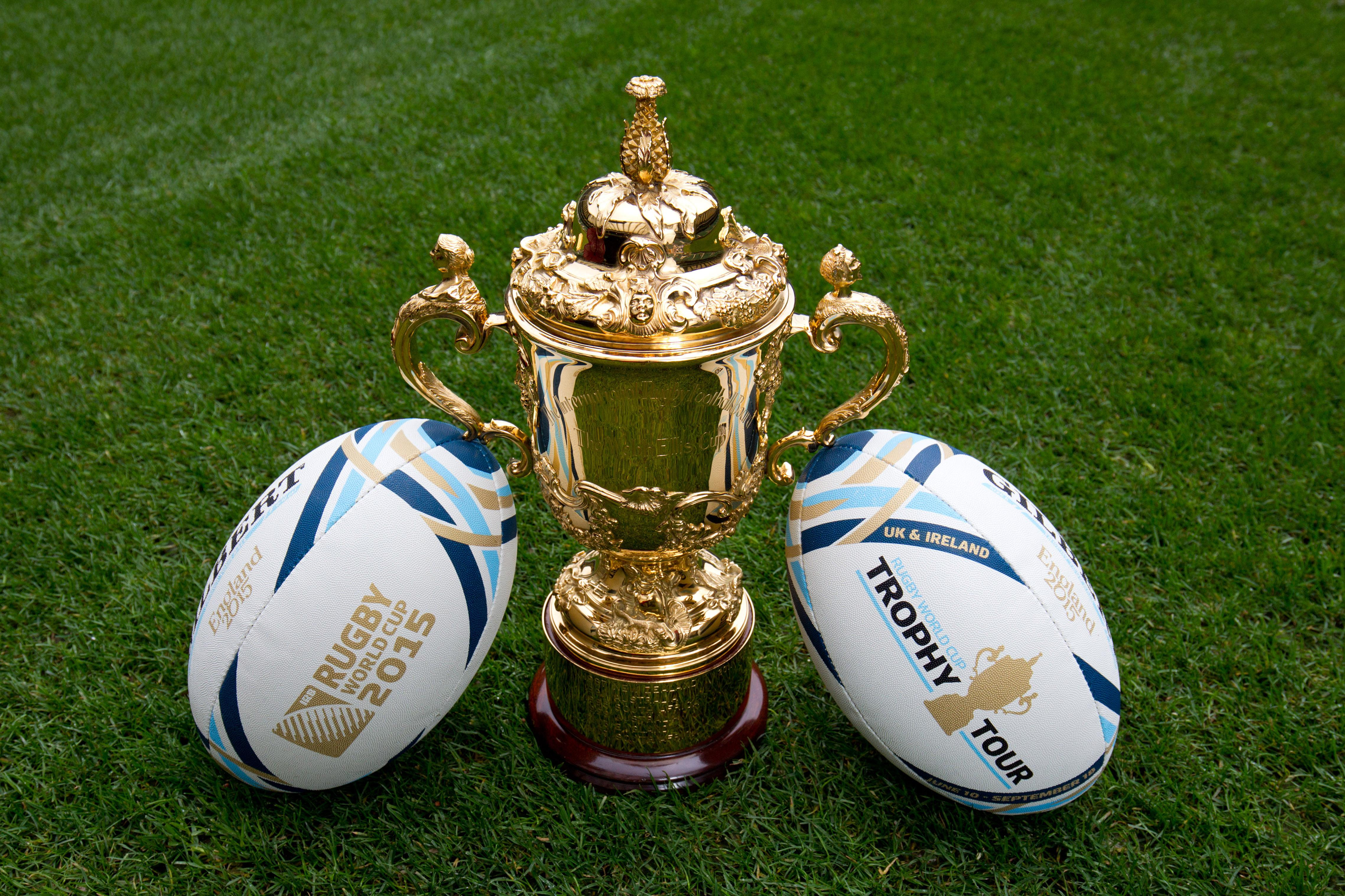 Trophy Tour Route Revealed Rugby World Cup Rugbyworldcup Com