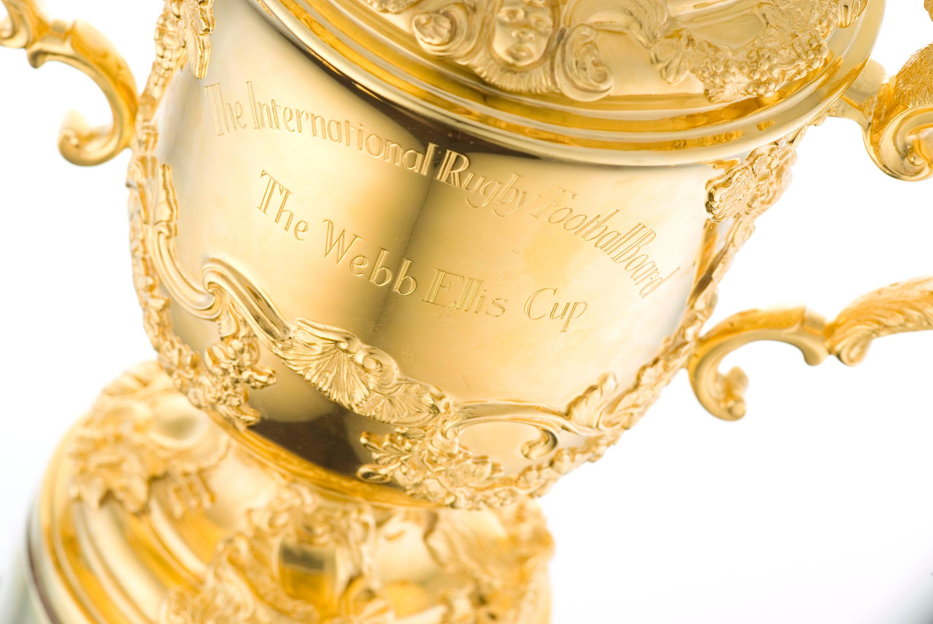 India Prepares To Welcome The Webb Ellis Cup As Part Of Rugby World Cup 2019 Trophy Tour Rugby World Cup Rugbyworldcup Com