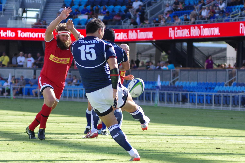 PNC 2015: Canada v Japan