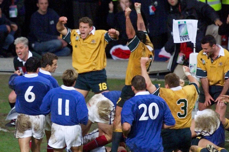 Australia v France RWC 1999 final