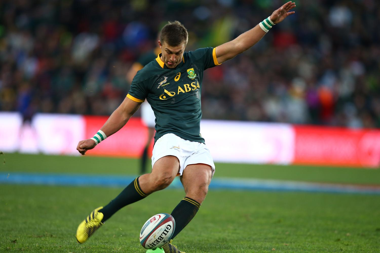 South Africa v New Zealand - The Rugby Championship