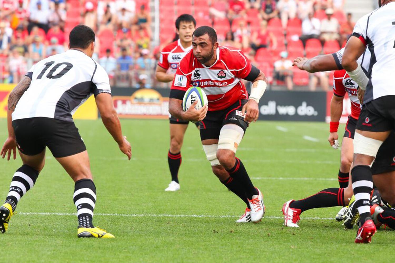 PNC 2015: Fiji v Japan