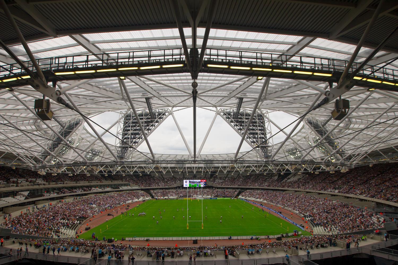 The Stadium, Queen Elizabeth Olympic Park