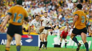England Best Bits: Wilkinson's drop goal in the Rugby World Cup 2003 final