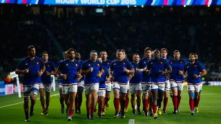 Pool Draw: France go into Pool C at Rugby World Cup 2019