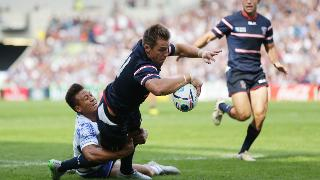 Le meilleur des USA : Jolie action collective à la RWC 2015