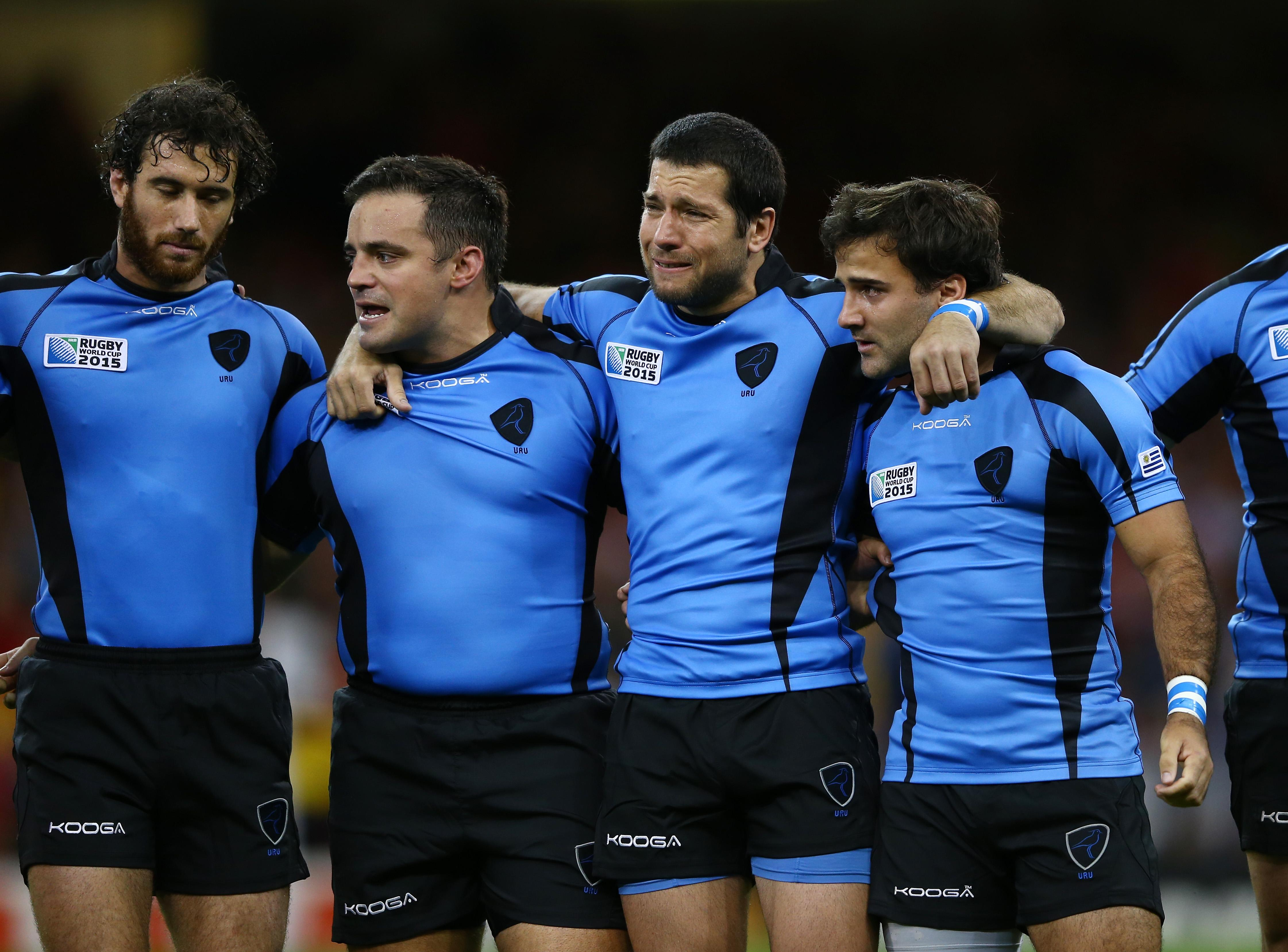 Uruguay Players Juggle Work Family And Rugby Rugby World Cup Rugbyworldcup Com