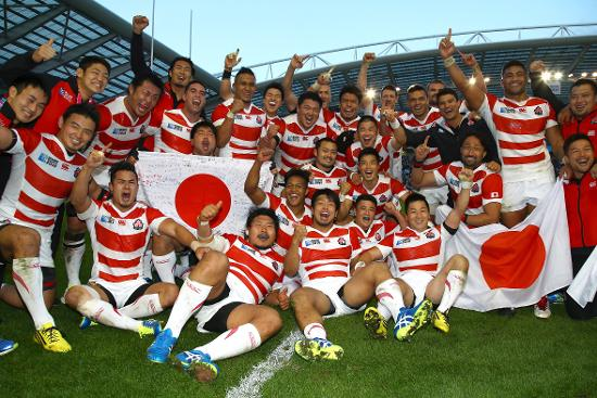 Hall of Fame Greatest Moment: Japan vs South Africa - RWC 2015