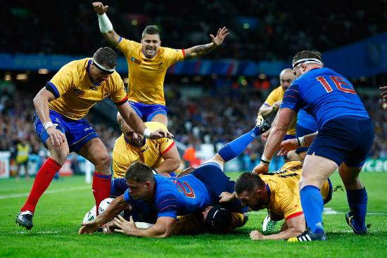 Romania Reaction: Howells focused on Ireland after France defeat