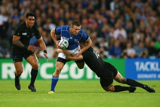 New Zealand v Namibia - Group C: Rugby World Cup 2015.