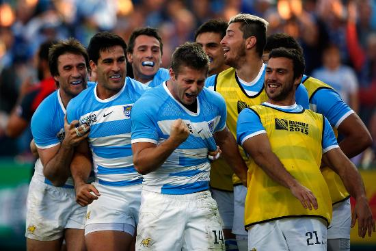Argentina Best Bits: Santiago Cordero's amazing solo finish at Rugby World Cup 2015