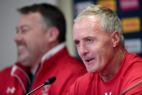 Canada coach Kieran Crowley - Rugby World Cup 2015