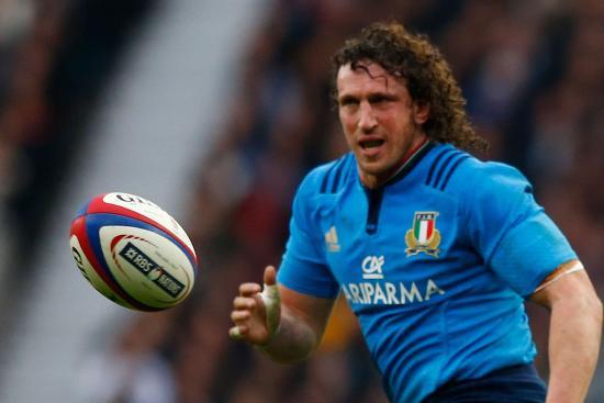 Mauro Bergamasco: Rugby World Cup 2015