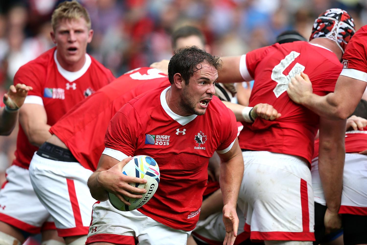 Italy v Canada - Group D: Rugby World Cup 2015