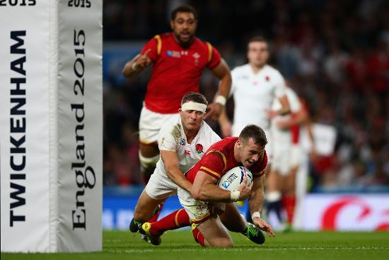 Wales Best Bits: Gareth Davies scores epic try for Wales at Rugby World Cup 2015