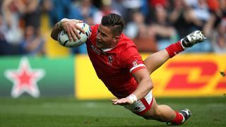 Canada Best Bits: DTH Van Der Merwe scores Interception try v Ireland