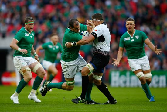 Romania Reaction: Howells says Ireland can go all the way