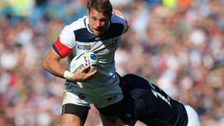 Scotland v USA - Group B: Rugby World Cup 2015