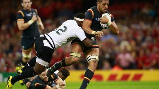 Try Savers: Botia comes from nowhere to save a try at RWC 2015