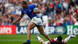 Samoa Best Bits: Paul Perez scores v Japan at Rugby World Cup 2015