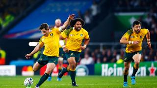 Pool Draw: Australia join Wales and Georgia in Pool D