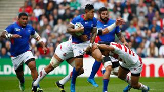 Samoa's Best Bits - Rugby World Cup 2015