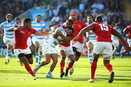Argentina v Tonga - Group C: Rugby World Cup 2015