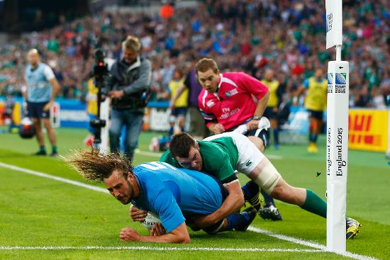 Ireland v Italy - Group D: Rugby World Cup 2015