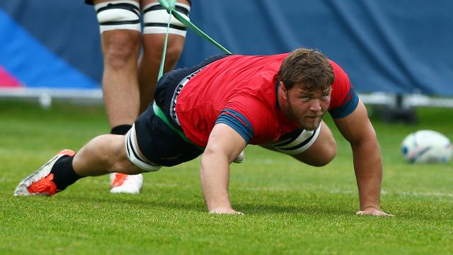 If the Springboks relax this week it will bite us, says fitness coach Walters