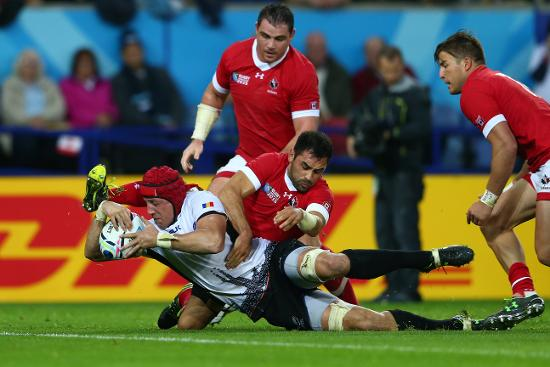 Canada v Romania - Group D: Rugby World Cup 2015