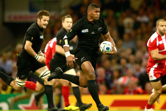5 of the best RWC 2015 tries - weekend #2
